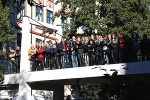 Group photo from the meeting in Oslo